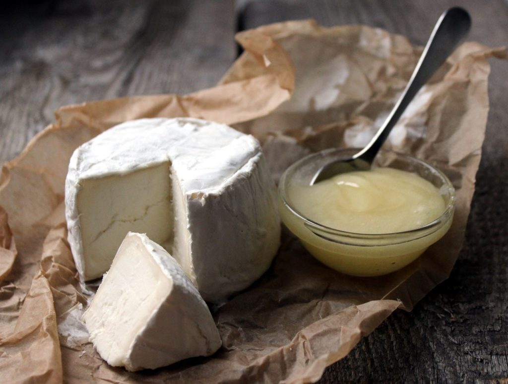 preparation of cheese